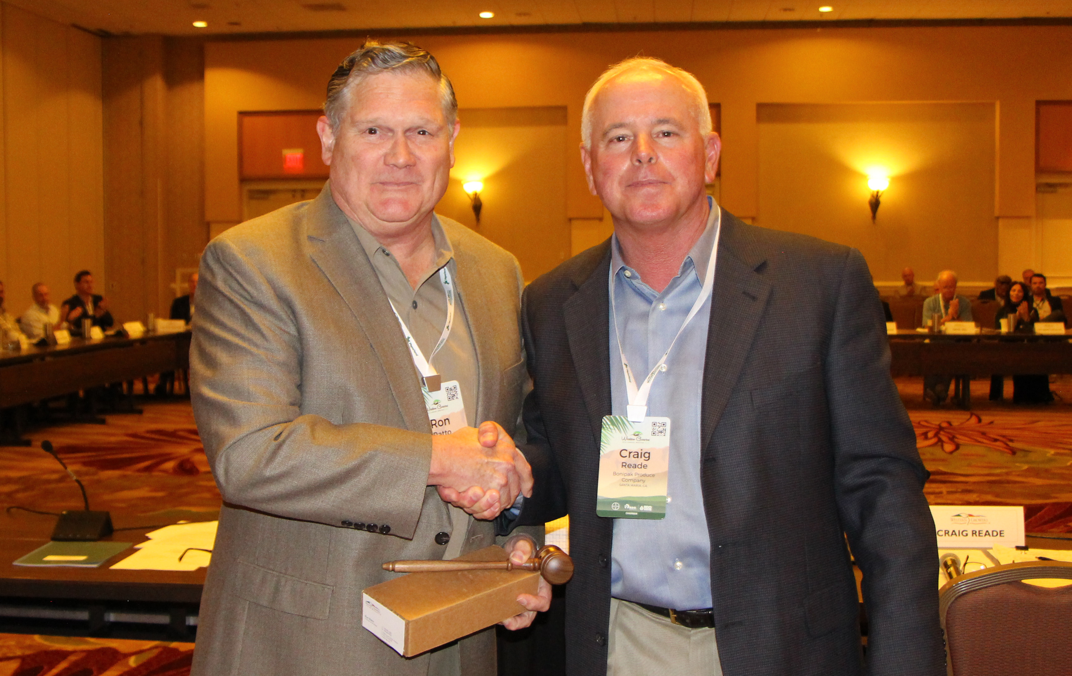 Western Growers Announces Ron Ratto as New Chairman of the Board