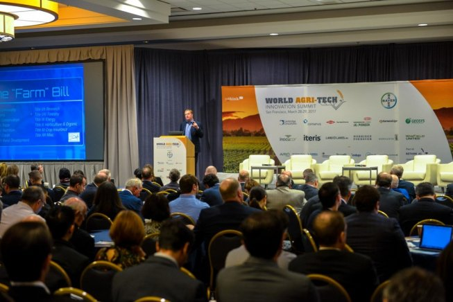 World Agri-Tech Summit Features Host of Ag Influencers