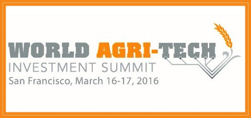 WG Invites You to Attend the World Agri-Tech Summit March 16