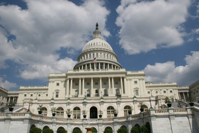 Picture of U.S. Capitol