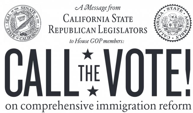 'Call the Vote' Immigration Ad Focuses on CA Republican