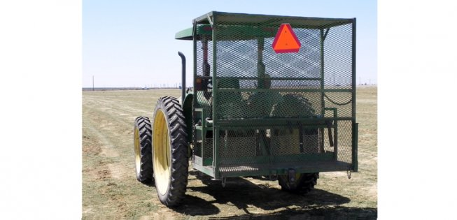 Proposed Regulation for Tractor-Mounted Personnel Transport Carriers