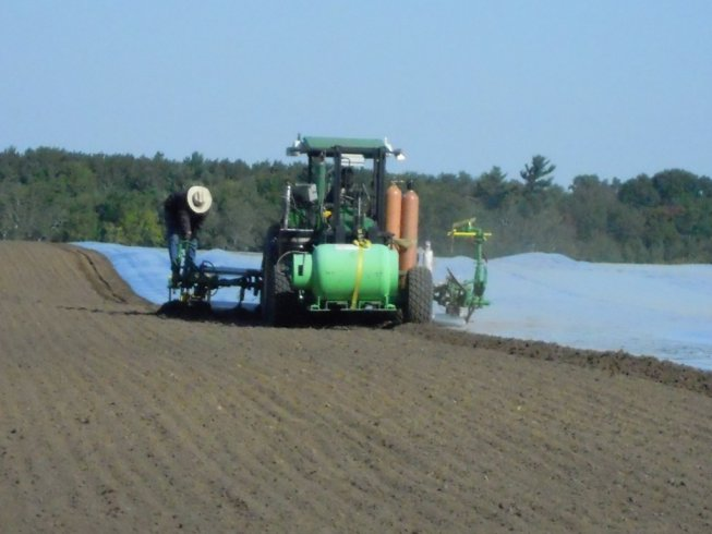DPR Releases Updated Chloropicrin Mitigation Measures