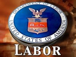 Picture of Department of Labor Seal