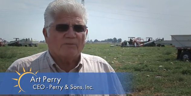 Picture of Perry & Sons CEO, Art Perry