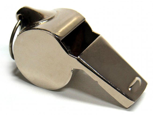 A Silver Whistle