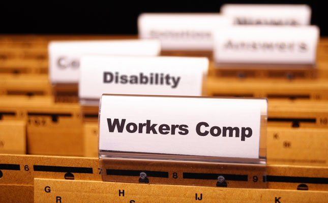 Workers' Compensation File