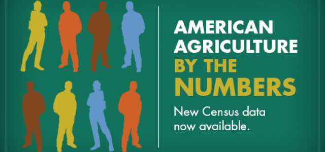 California Agriculture and Farmers Highlighted in Release of USDA's 2012 Ag Cens
