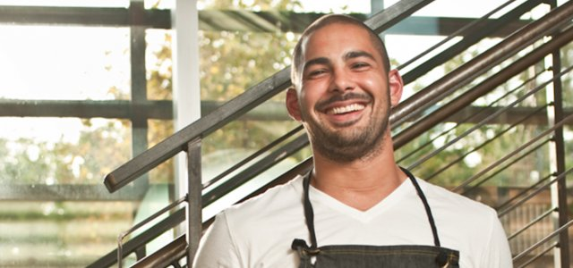 Annual Meeting Highlights: Cooking with Top Chef, Louis Maldonado