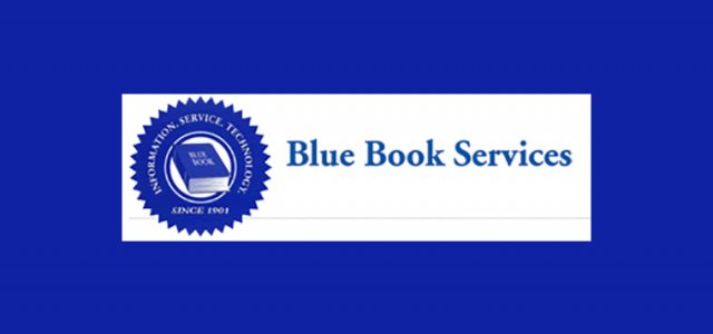 Blue Book Introduces Several New Online Features