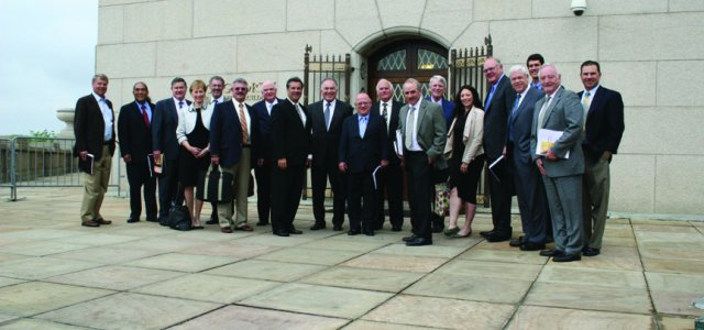 WG Board met in Washington D.C. and discussed many big issues.