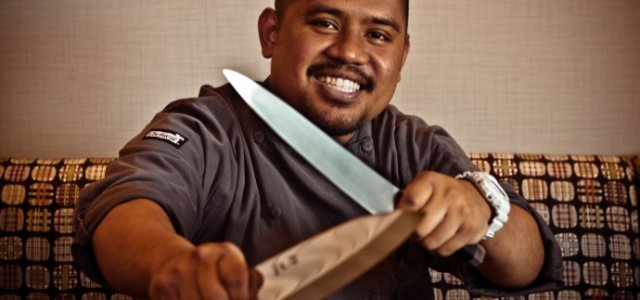 Chef Sheldon Simeon will be featured at the 2013 WG Annual Meeting.