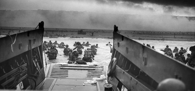 Normandy Landings Remembered -- 70th Anniversary of D-Day