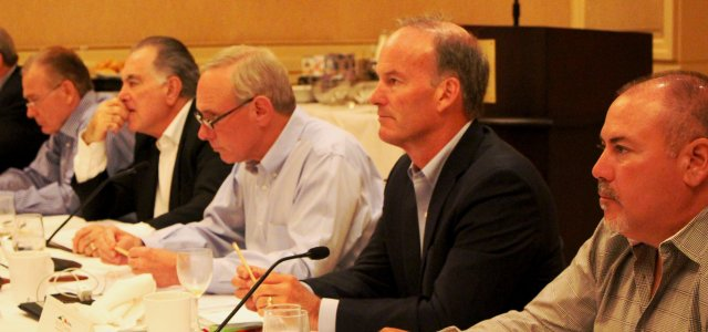 The WG Board met in Southern California this week.