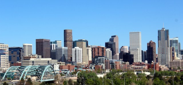 Picture of Denver Skyline