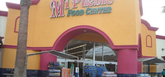Mi Pueblo filed for bankruptcy this week.