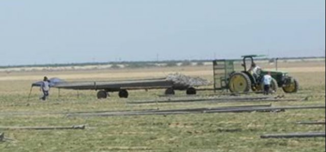 Tractor-Mounted Personnel Platforms