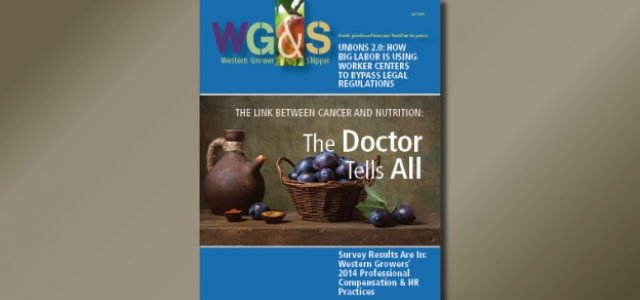 WG&S Magazine Cover July 2014