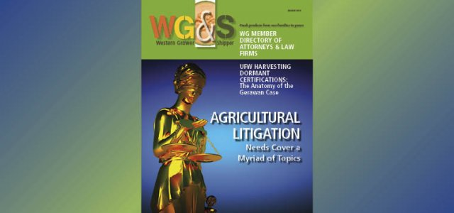 The August 2014 Edition of WG&S Magazine Will Be Arriving Soon