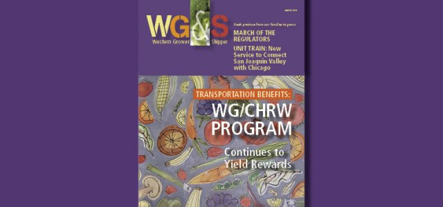 Cover of the March 2014 WG&S Magazine