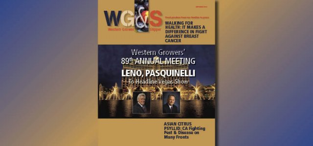 WG Vegas Meeting to Showcase Leno, Pasquinelli and Other Top Guests