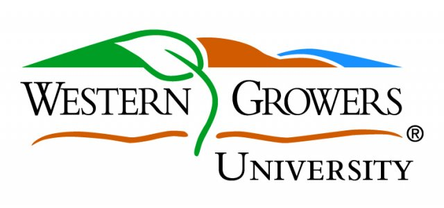 Western Growers University Logo