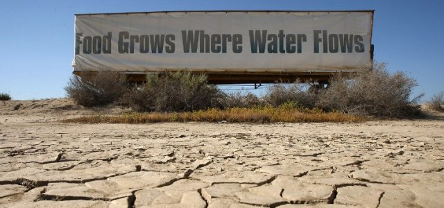 Brown Announces Historic Water Restrictions for California