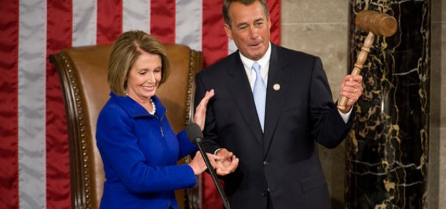 Immigration reform is in the hands of House Leaders Pelosi and Boehner.