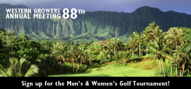 The WG Annaul Meeting will be held in Hawaii this year beginning on Nov. 10.