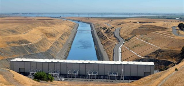"""Bipartisan Call From CA to Federal Agencies:  """"Capture Maximum"""" Water From Storm"""