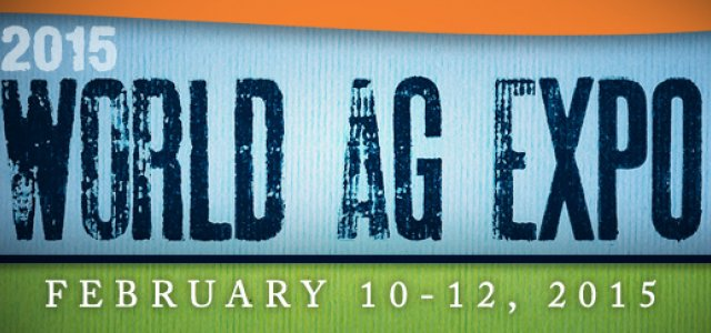 Heading to World Ag Expo Next Week? Stop By the WGIS Booth